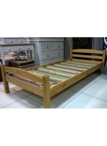 Кровать односпальная Гольф 90х200 (датский бейц)