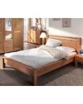 Кровать двуспальная Фьорд 160х200 (датский бейц)