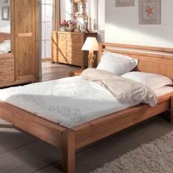 Кровать двуспальная Фьорд 180х200 (датский бейц)