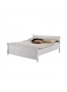 Кровать двуспальная Мальта 200 (белый воск)