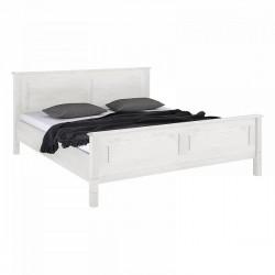 Кровать Рауна 180x200 (белый воск)