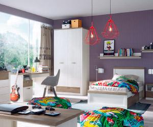 Мебель в детскую комнату из массива