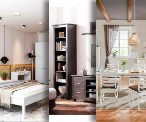 Коллекция мебели из массива